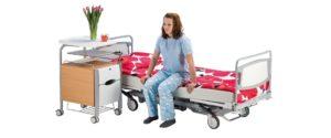 Больничная функциональная кровать CARENA