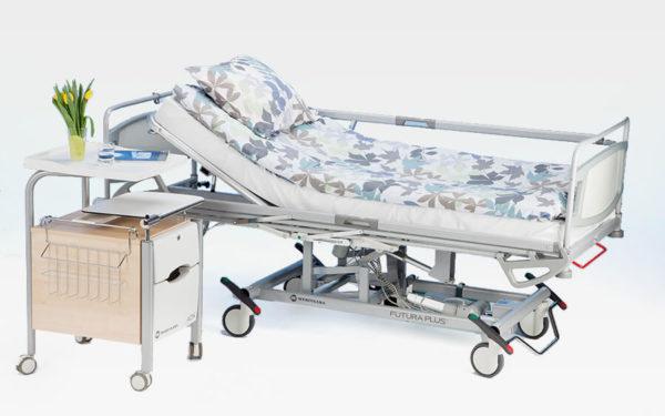 Больничная функциональная кровать FUTURA PLUS