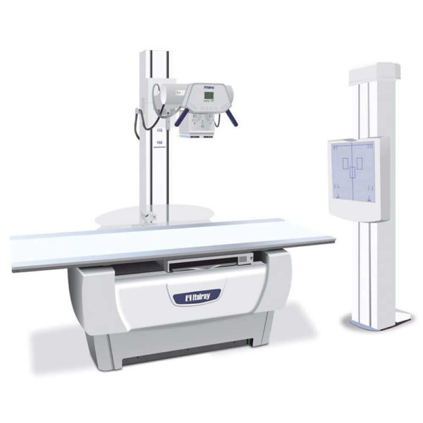 ITALRAY цифровой рентген CLINOMAT
