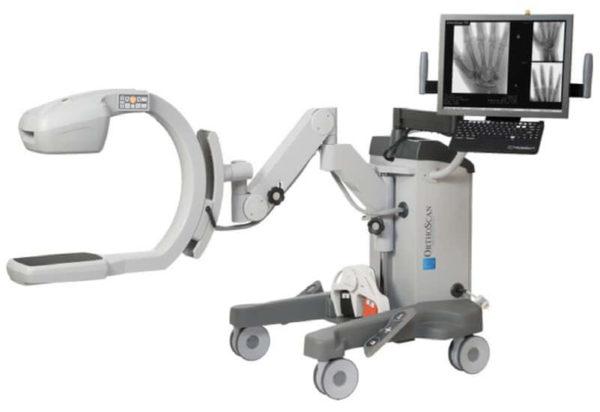 OrthoScan FD Pulse (США) Мини C-дуга с возможностью импульсной флюороскопии