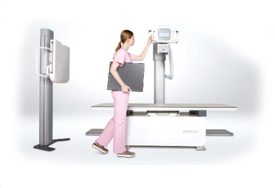 Samsung Аппарат рентгенографический цифровой