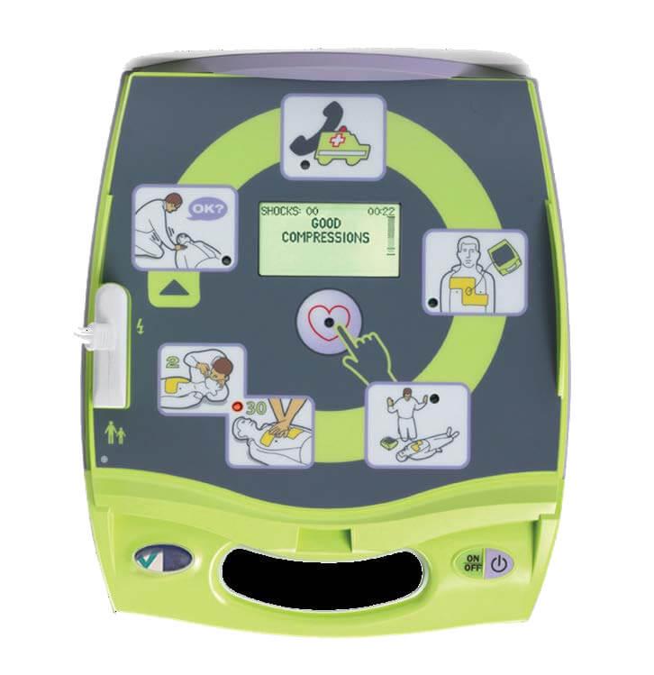Zoll Автоматический дефибриллятор AED Plus